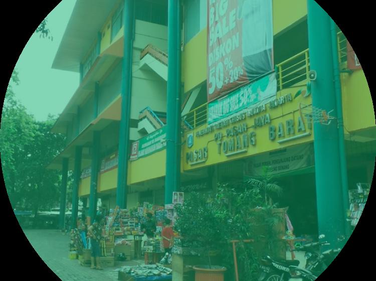 Pasar Tomang Barat